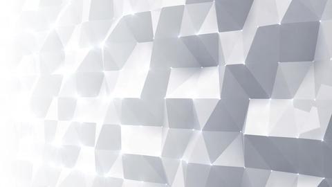 Geometric Wall 3s NC1M Rb 4k CG動画