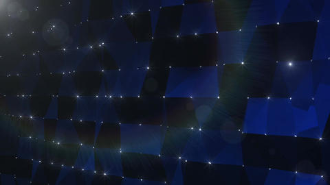 Geometric Wall 3s NC1M Rd 4k CG動画