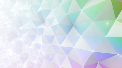 Geometric Wall 3s NCpF Bb 4k CG動画