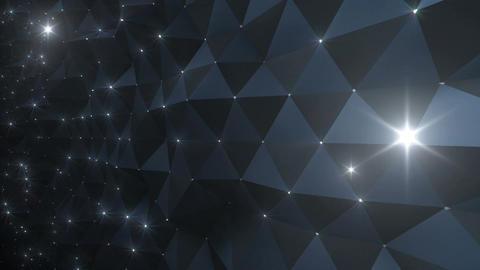 Geometric Wall 3s NCpF Bd 4k CG動画