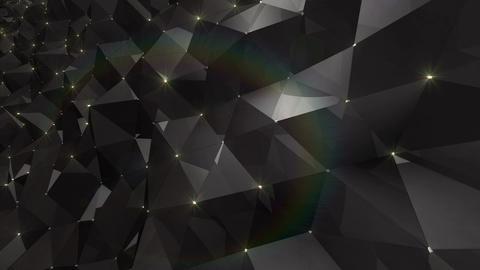 Geometric Wall 3s NDpM Rd 4k CG動画