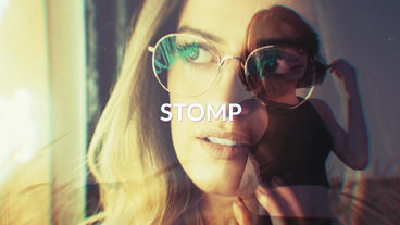 Stomp Opener Template After Effect
