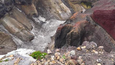 Canyon Threat. Journey to Kamchatka Peninsula Live Action