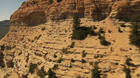 Rocky cliffs Live Action