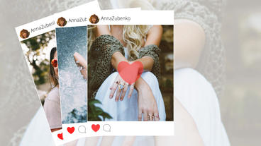 Instagram Promo#2 After Effects Templates