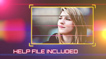 Unfold Gallery: Template for Apple Motion and Final Cut Pro X Apple Motion Template