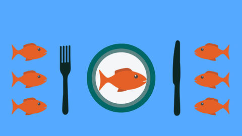 Dinner Animación