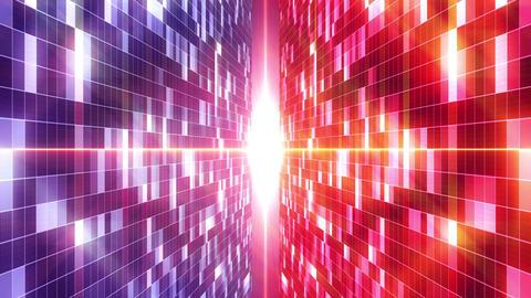 VJ loop flashy glitter abstract background P 1 Animation