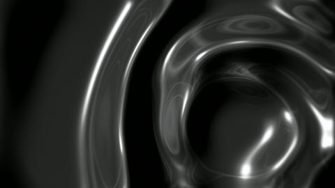 Black oil abstract motion background Animation