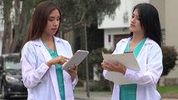 Female Doctors Or Nurses Live Action