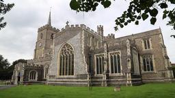 St Mary's Church Ware Hertfordshire UK 画像