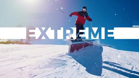 Cinematic Intro Premiere Pro Template