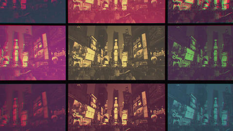 Vintage Glitch Promo After Effects Template