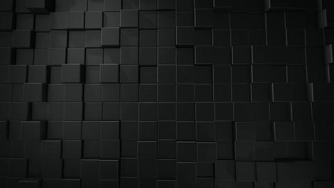 Cubes Animated Motion Background Animation