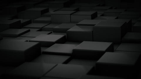 Moving Cubes Animated Motion Background Animation