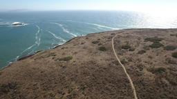 Pacific Coast Hiking Trail Footage