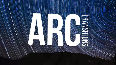 Arc Transitions Premiere Pro Template