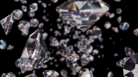 Realistic Diamonds, Loop Bild