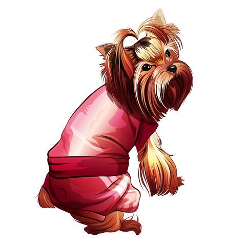 Glamorous Pocket Dog Foto
