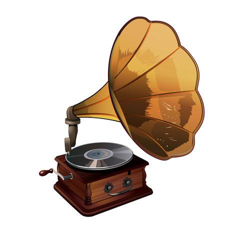 Gramophone Foto