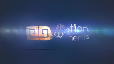 Quick and simple logo 2 Plantilla de After Effects
