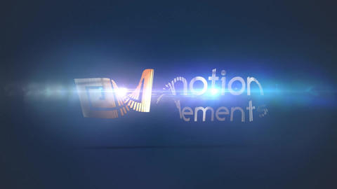 Quick and simple logo 2 After Effects Template