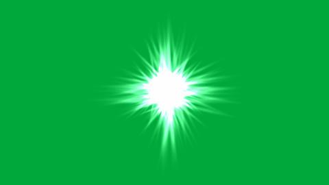 Star Particle: Version #1 (Matte + Loop) Videos animados