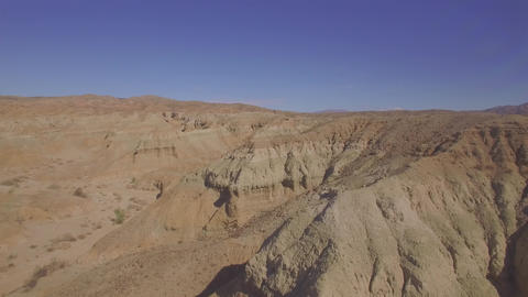 Desert Hills Footage