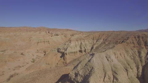Desert Hills stock footage