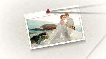 Wedding Slide & Invitation After Effectsテンプレート