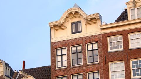 Opener - elegant classic building Footage