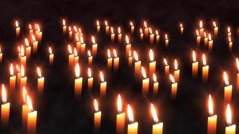 Candles Epic Background Animation candlelight, christian, christmas, church, 画像