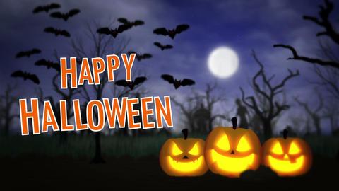 Happy Halloween BG Image