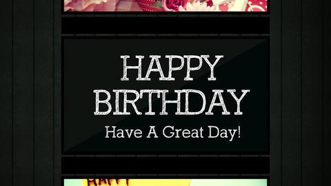 birthday title 09 Animation