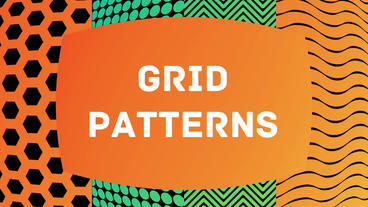 Grid Patterns Animationsvorlage