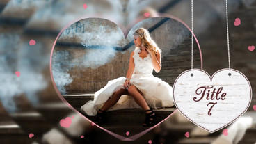 Wedding Slideshow - After Effects Templates with free music After Effects Template