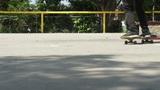 Skateboarders Footage