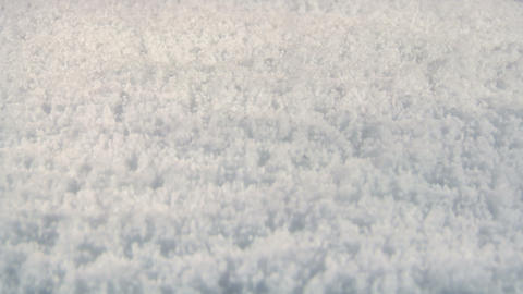 snow texture 02 Stock Video Footage
