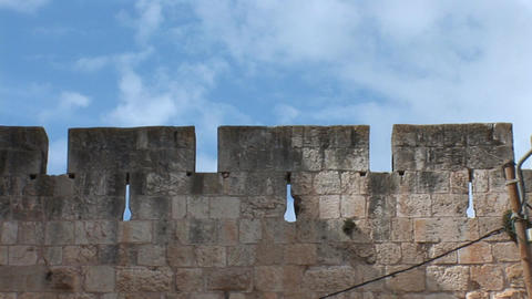 Tower of David Stock Video Footage
