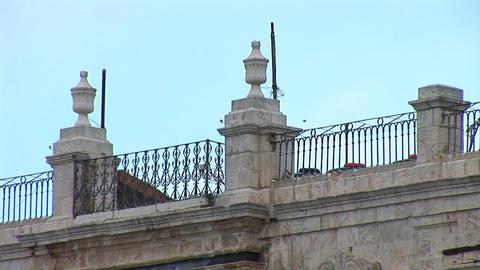 Jerusalem, Old City -Tower of David Stock Video Footage