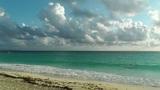 Cancun Beach Mexico 2 Footage