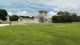 Chichen Itza Mexico Yucatan handheld Footage