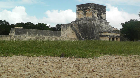 Chichen Itza Mexico Yucatan 05 Stock Video Footage