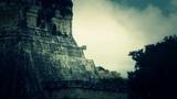 Chichen Itza Mexico Yucatan 35 stylized Footage