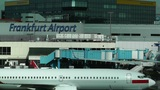Frankfurt International Airport Germany 04 Footage