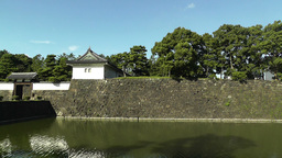 Tokyo Imperial Palace 07 Stock Video Footage