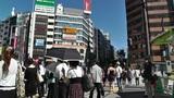 Tokyo Shibuya Japan 14 Footage