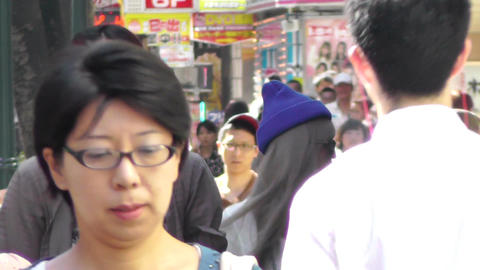 Tokyo Shibuya Japan 21 Stock Video Footage