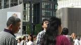 Tokyo Station Exterior Japan 02 stock footage