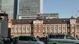 Tokyo Station Japan 12 Pan stock footage